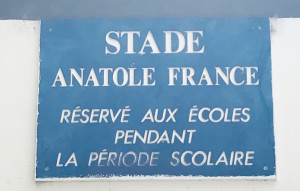 Appellation Stade